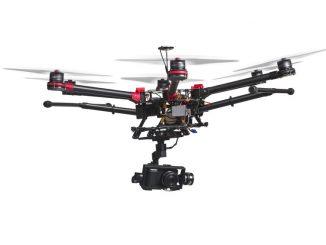 Drohne mit Kamerasystem