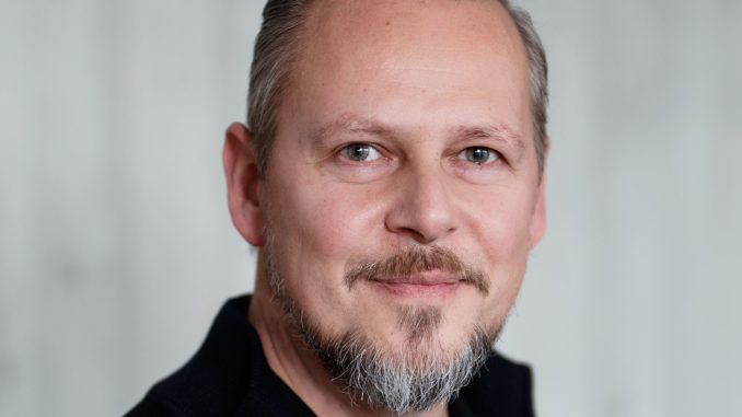 Vorstand Mario Dönnebrink