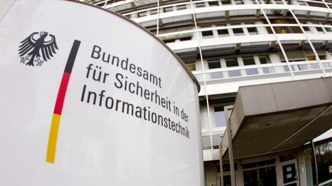 BSI-Gebäude in Bonn
