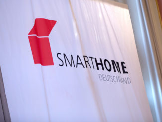 Flagge der Smart Home Initiative Deutschland