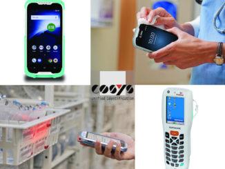 MDE-Geräte für mobile Datenerfassung und Barcode Identifikation