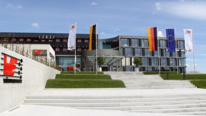 Firmensitz Würth Elektronik