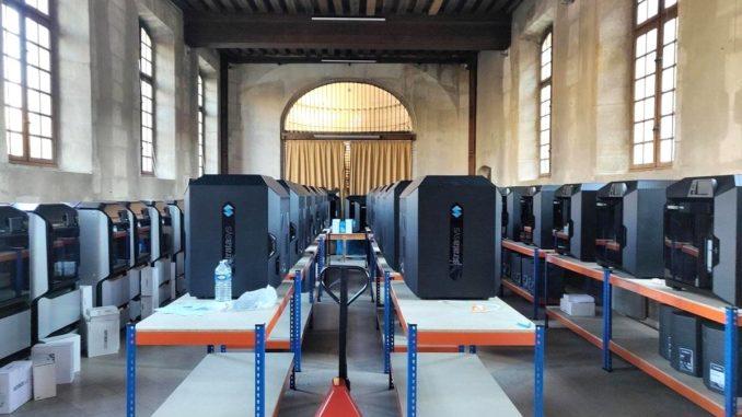 Artec-3D-Druckerei für medizinische Produkte