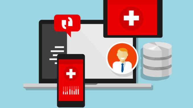 health medical record information system hospital