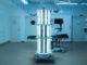 Desinfektionsroboter im Einsatz