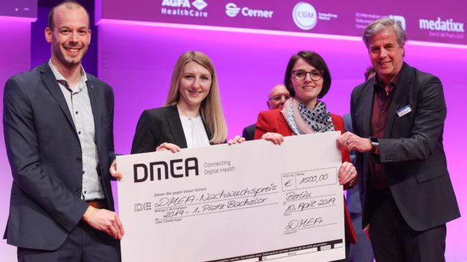 Ausgezeichnete/DMEA-Nachwuchspreis 2019