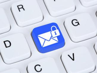 Symbolbild E-Mail-Verschlüsselung