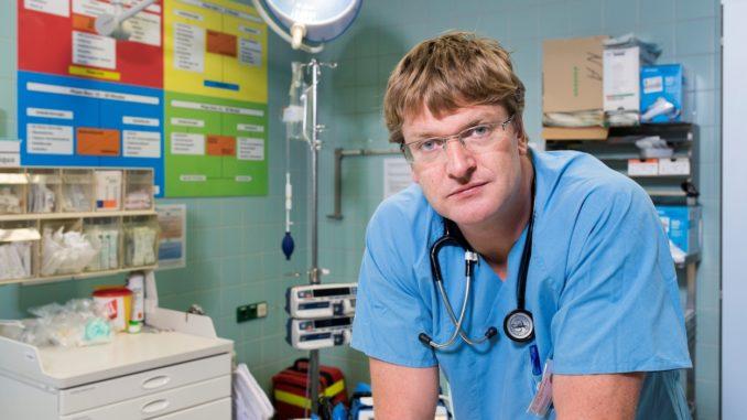Leipziger Mediziner Dr. Robert Stöhr