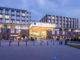 UKE Hamburg Aussenansicht, Haupteingang