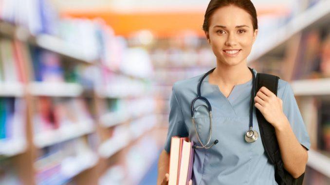 Medizinstudentin