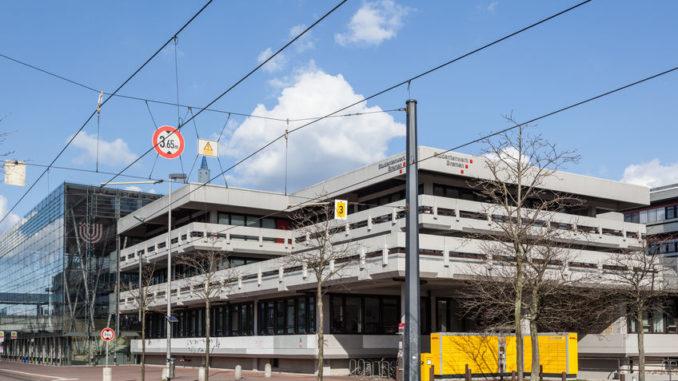 Hauptgebäude der Universität Bremen