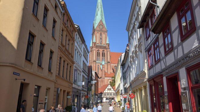 Schweriner Innenstadt