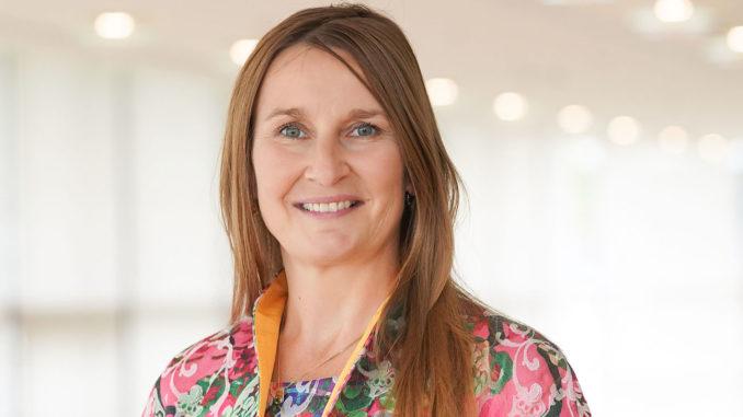 Britta Norwat, Projektverantwortliche bei der MedicalMountains GmbH