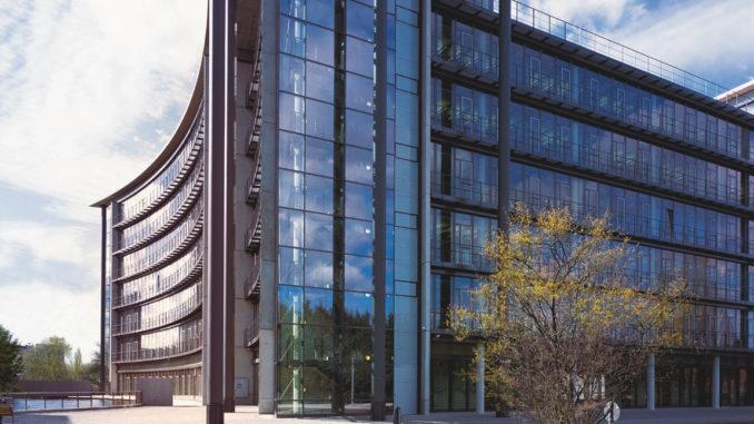 Apobank-Zentrale in Düsseldorf