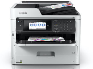 Epson-Drucker der »WorkForce«-Baureihe