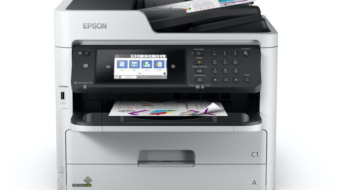Epson-Drucker der »WorkForce«-Baureihe