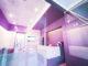 Moderne Klinik-Lobby