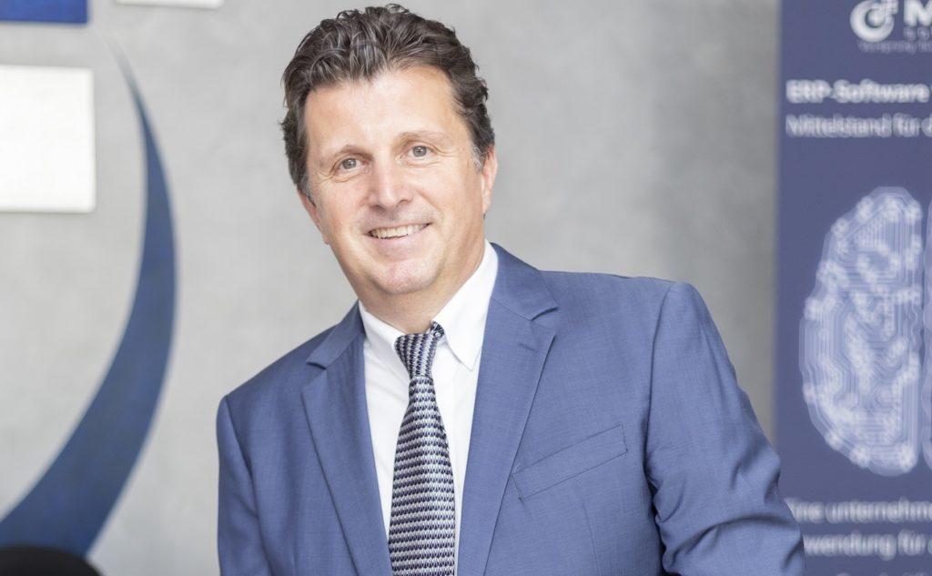 Michael Kempf, Vorstandsvorsitzender MKS AG