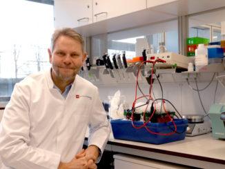 Forscher Claus Pietrzik