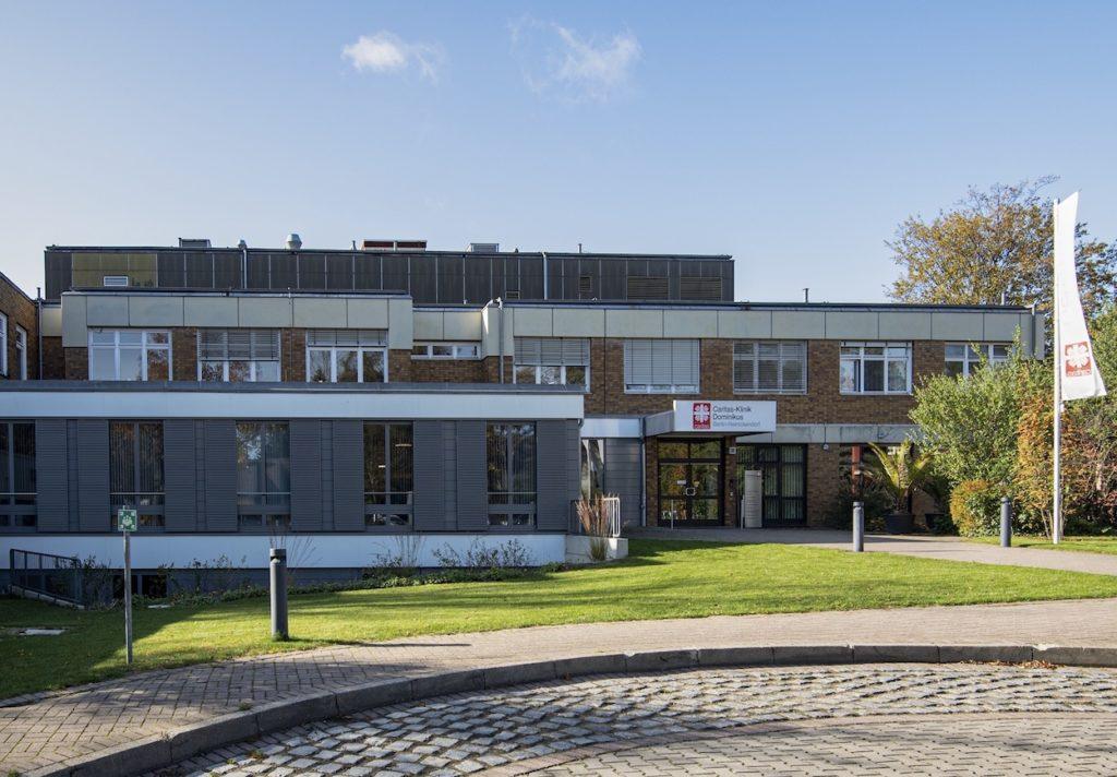 Caritas-Klinik Dominikus in Berlin-Reinickendorf