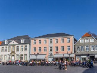 Marktplatz in Lippstadt