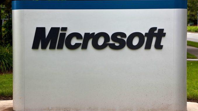 Microsoft-Firmenzentrale
