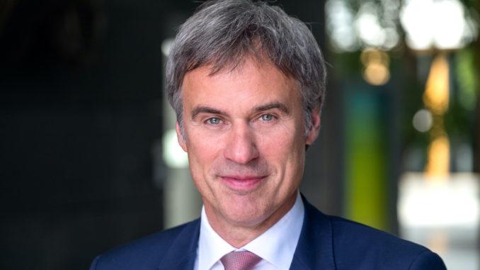 Bitkom-Präsident Achim Berg