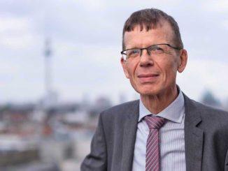 DEKV Vorsitzender Christoph Radbruch