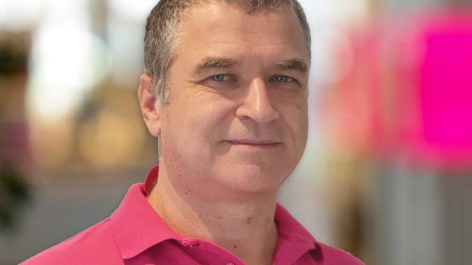 Deutsche Telekom Clinical Solutions Geschäftsführer Michael Waldbrenner