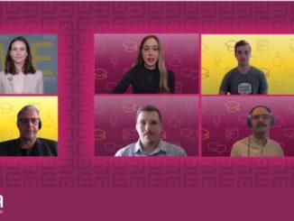 Virtuelle Verleihung des DMEA-Nachwuchspreises 2021