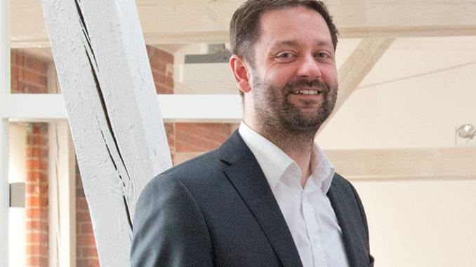 Geschäftsführer Rico Barth