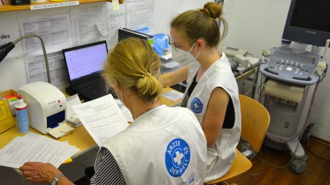 Digitalisierung bei der gemeinnützigen Organistion Ärzte der Welt