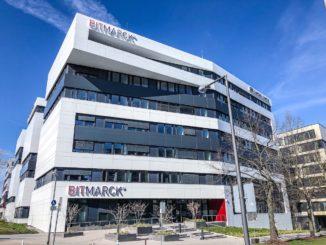 Zentrale der Bitmarck-Unternehmensgruppe in Essen