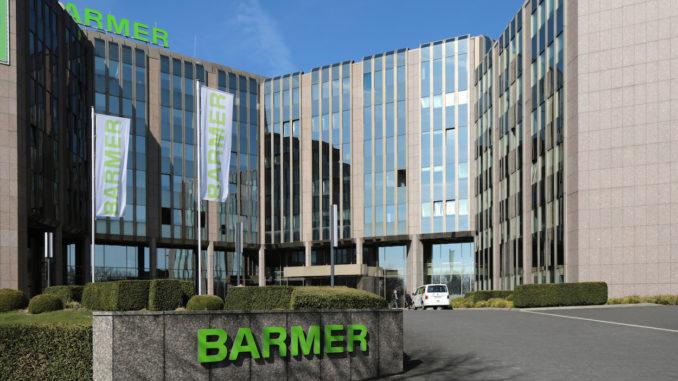 Barmer-Hauptverwaltung in Wuppertal
