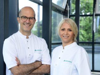 Professor Dr. med. Alexander Ghanem und Dr. med. Songül Secer