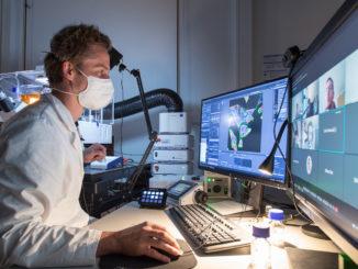 CAi-Mitarbeiter Dr. Sebastian Hänsch