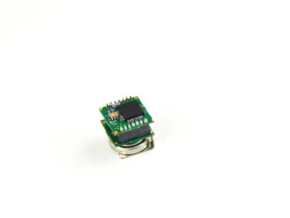 Energieeffiziente KI-Chips. (Foto: © Fraunhofer IIS)