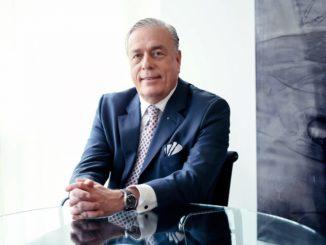 Der Vorsitzende des Bundesverbandes Hartmannbund Dr. Klaus Reinhardt