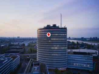 Vodafone-Deutschlandzentrale in Düsseldorf
